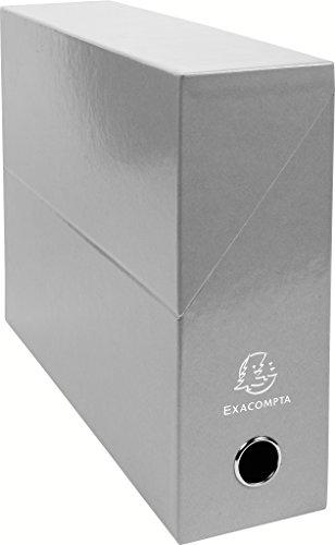exacompta-89937e-boite-transfert-papier-9-cm-gris