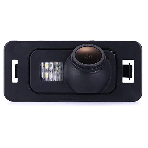 Navinio HD Auto Rückfahrkamera Kamera Einparkhilfe für BMW 3 seires E46 E90 E91 E92 E93 1 seies E82 E88 5 Series E39 E60 523i E60 E61 X Series E53 E70 E71 X6 530i 535Li 328i 335i 320i 330i X1 520Li