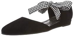 Tamaris Damen 1-1-24230-32 Slipper, Schwarz (Black 1), 40 EU