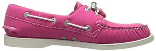 Bateau Femme Docksides Chaussures Neoprene Sebago Fuchsia qgSwC