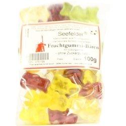 SEEFELDER Fruchtgummi-Bären o.Zuckerzusatz 100 g