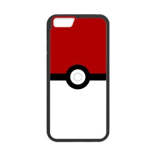 """Pokemon Pikachu en silicone TPU pour Apple iPhone 6S (4,7""""inch), étui iphone 6S Hard Case Cover, iPhone 6(4.7inch) Case, beau design Coque de protection pour Apple iPhone 6/6S"""