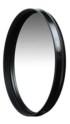 B+W 1067370 F-Pro 702 Grauverlaufsfilter Schwarz, 67 mm