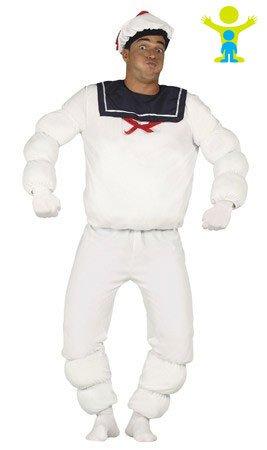 Kostüm von Seemann Michelin Erwachsene