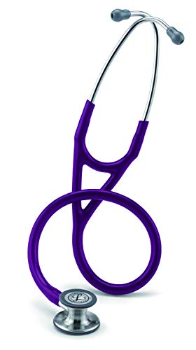 3M Littmann 6156 Cardiology IV Stethoskop, Pflaumenfarben (Ersatz Rohr-littmann)