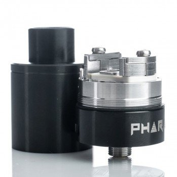 RIP Drippers Pharao RDA by Digiflavour Verdampfer Farbe Silber