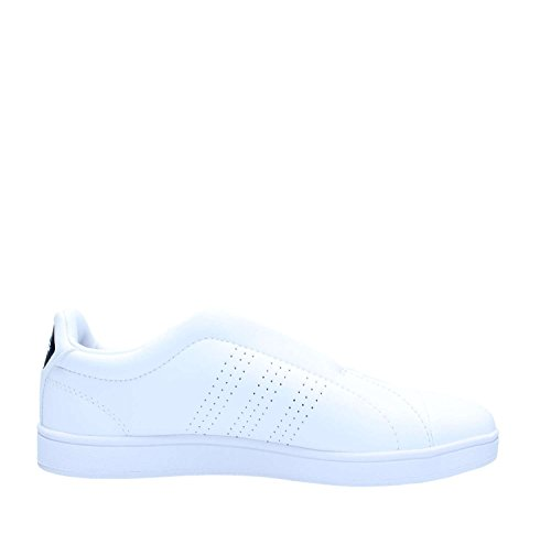 adidas Advantage Adapt W, Scarpe da Fitness Donna Bianco (Ftwr White/Ftwr White/Collegiate Navy)
