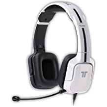Tritton Kunai 3,5 mm Diadema Color blanco auricular con micrófono - Auriculares con micrófono