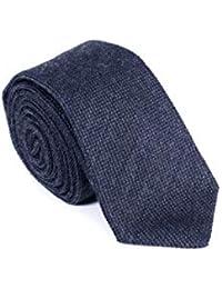 Brunello Cucinelli - Cravatta - Uomo Blu Blue Taglia unica bf8ff9b4407