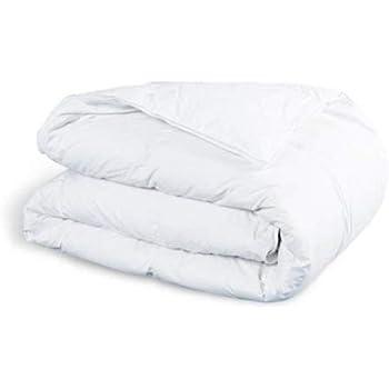 0a6fe8f66e Amazinggirl 135x200 cm Ganzjahresdecke Extra Warm Bettdecke allergiker  Steppdecke Weiß hypoallergen aus Microfaser Steppbett perfekt für
