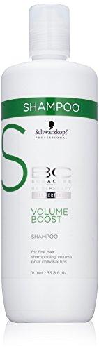 Schwarzkopf - shampoing volume Boost Bc grande contenance 1000 ml