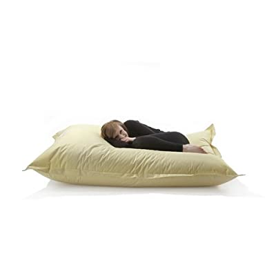Large Big Hug Eco Indoor or Outdoor Bean Bag - Ivory