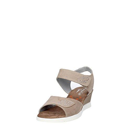 Cinzia Soft 781042 Sandalo Donna Tortora