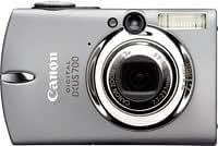 Canon Digital IXUS 700 - Appareil photo numérique - compact - 7.1 Mpix - zoom optique : 3 x - mémoire prise en charge : SD