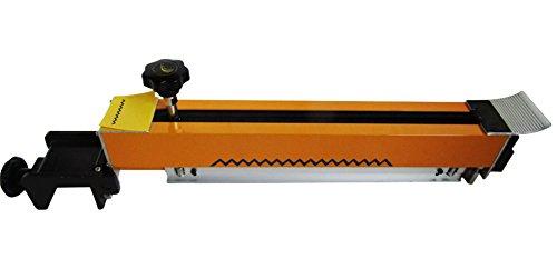 Swatch muestra cortador tóner Zig Zag gamuza de Swatch muestra cortador de máquina de corte de tela tejido