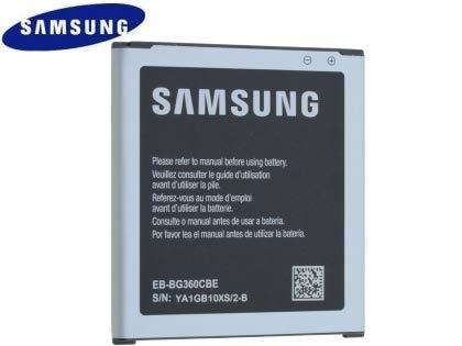 Batterie D'origine Samsung Modèle EB-BG360CBE Original d'occasion  Livré partout en Belgique