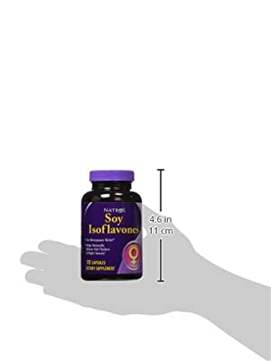Natrol Soy Isoflavones 120 capsules