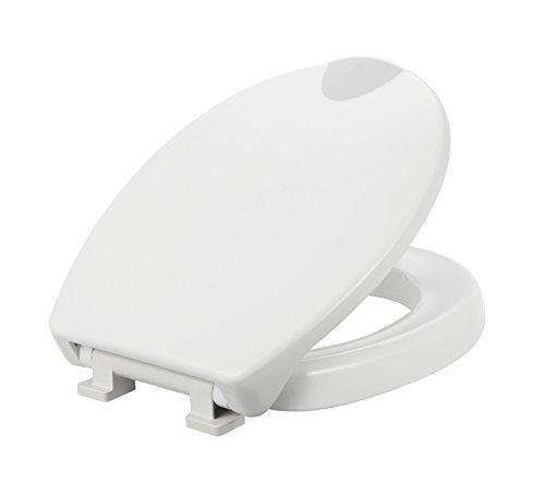 Primaster WC- Sitz Komfort Plus 5cm Sitzerhöhung Absenkautomatik Toilettendeckel
