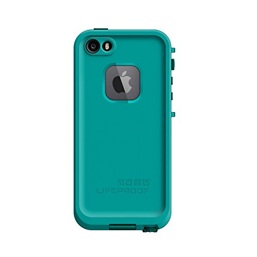 LifeProof fre Serie Wasserdichter Fall iPhone 5/5s/se Teal (Dark Teal/Teal) (Case 5s Iphone Lifeproof)