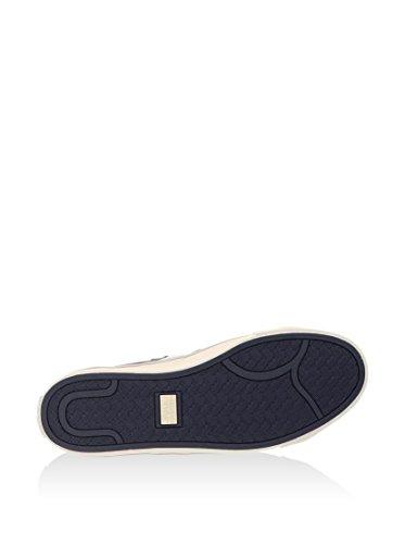 Converse - Pro Leather Vulc, Sneaker alte Uomo Blu/Verde Militare