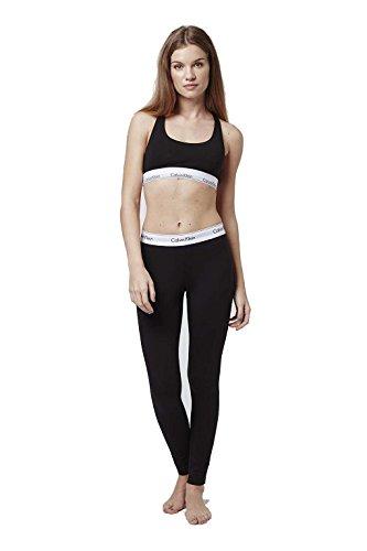 Calvin Klein - Women's Cotton Bralette and Leggings Underwear Set