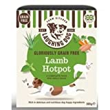 laughing Dog grain free Lamb Hotpot, 395g x 8