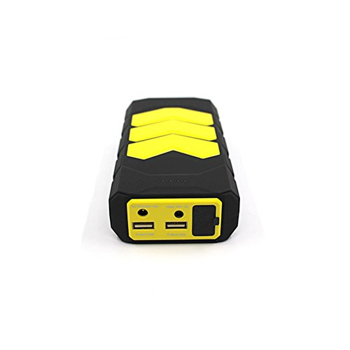 MRSLIU Car Jump Starter 400A Peak 12000Mah Dispositivo