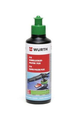 Preisvergleich Produktbild Würth Politur POLIT-(SCHNELLSCHLEIF PLUS)-P10-250G 1 Stück