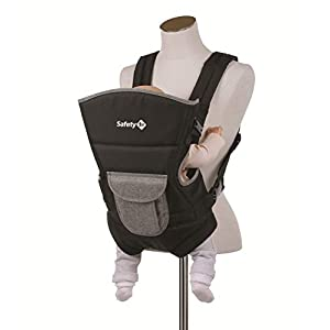 Safety 1st Youmi Baby Carrier, Black Chic   12