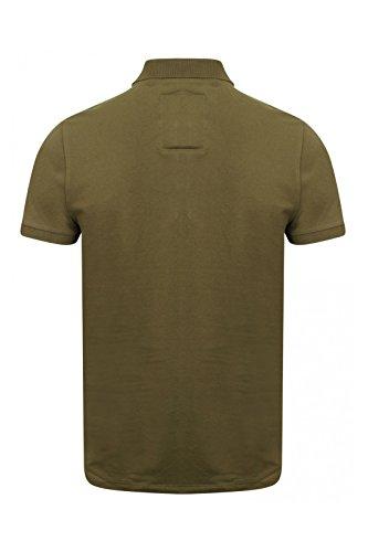 Tokyo Laundry Herren Blusen Poloshirt Small Amazon Khaki