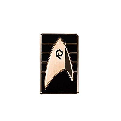 Unbekannt Quantum Mechanix QSTR147 Star Trek: Discovery Cadet Badge Mehrfarbig