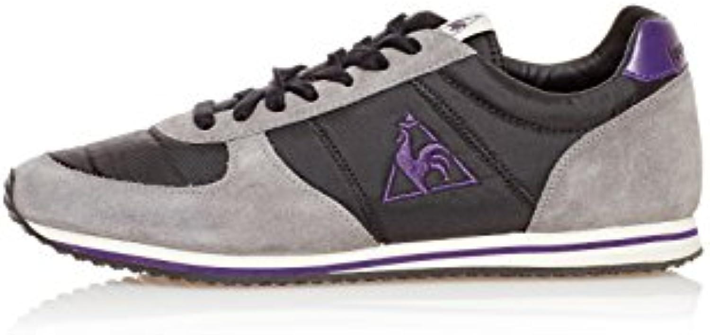 Le Coq Sportif Sneaker Bolivar Schwarz EU 42