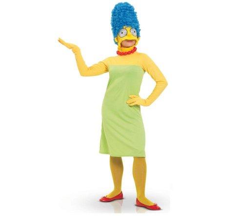RUBIE'S Marge Simpson - Kostüm für Erwachsene - Größe L