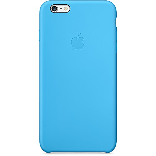 Apple iphone 6 plus cover originale in silicone colore azzurro