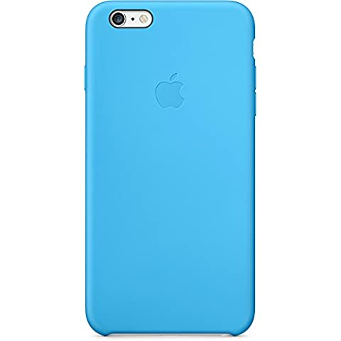 Apple MGRH2ZM/A - Funda de silicona para Apple iPhone 6 Plus