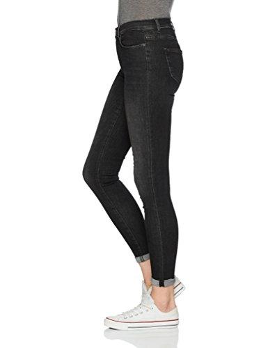 Only, Jeans Skinny Donna Nero (Black)
