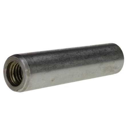 Reidl Kegelstifte mit Innengewinde 12 x 55 mm DIN 7978 Stahl blank 10 Stück