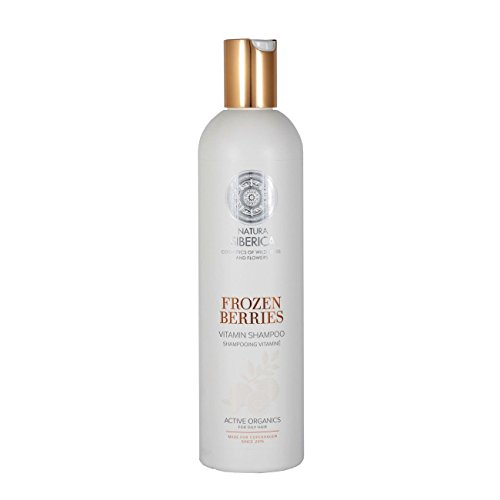 Frozen Berries Vitamin Shampoo, fettiges Haar, 400ml, Copenhagen