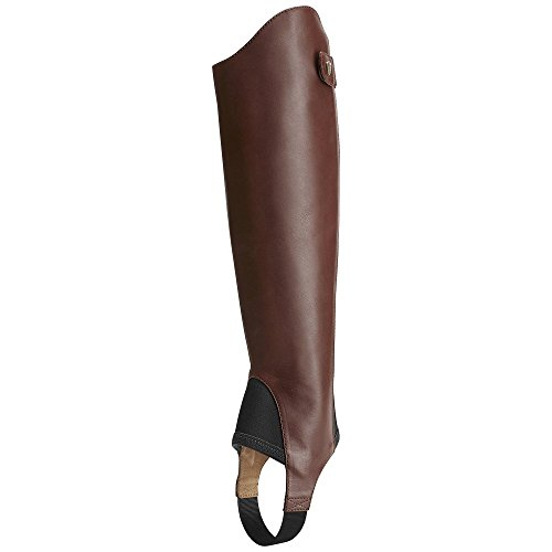 Ariat Show Cognac Contour Close Chaps fFwrfxZ