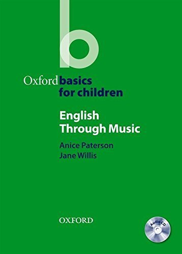 English Through Music (Oxford Basics for Children) by Jane Willis (2008-10-15)