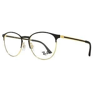 Ray-Ban rx6375 Gläser in Gold schwarz RX6375 2890 51