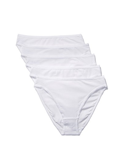 f3ff785f9 Iris   Lilly Women s Cotton High Leg Brief