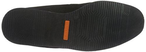 Tamboga 211, Sneakers basses mixte adulte Noir (01)