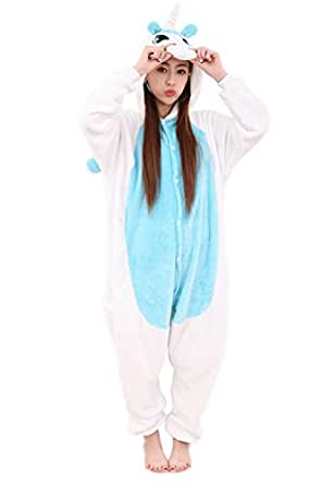 babyonline unisex einhorn jumpsuit pyjama tieroutfit tierkost me schlafanzug tier sleepsuit mit. Black Bedroom Furniture Sets. Home Design Ideas