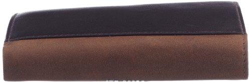 Maitre (HF) 4060000518 Unisex-Erwachsene Geldbörsen 10x12x1 cm (B x H x T) Braun (dark brown 702)