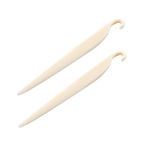 Form Spreader (2Kunststoff Kuchen Trimmmesser Kuchen Schaber Form Release Werkzeuge Dekorieren Craft Cutter)