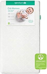 Newton Colchón de cuna lavable tejido y transpirable y demostrado que reduce el riesgo de asfixia con un produ