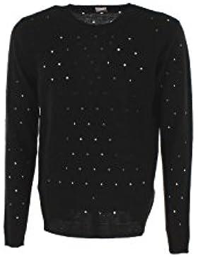 Maglia Uomo Kaos XL Nero Gi2fp006 Autunno Inverno 2016/17