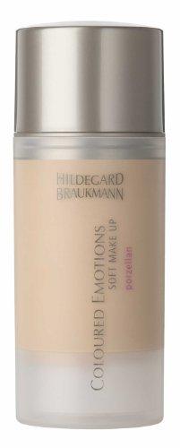 Hildegard Braukmann Coloured Emotions Soft Make-Up, Farbe Nr. 14, Mandel, 1er Pack (1 x 30 ml)