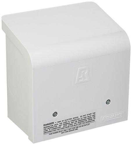 Reliance Controls Corporation pbn3030-amp NEMA 3R Power Einlass Box für Generatoren bis zu 7.500Running Watt